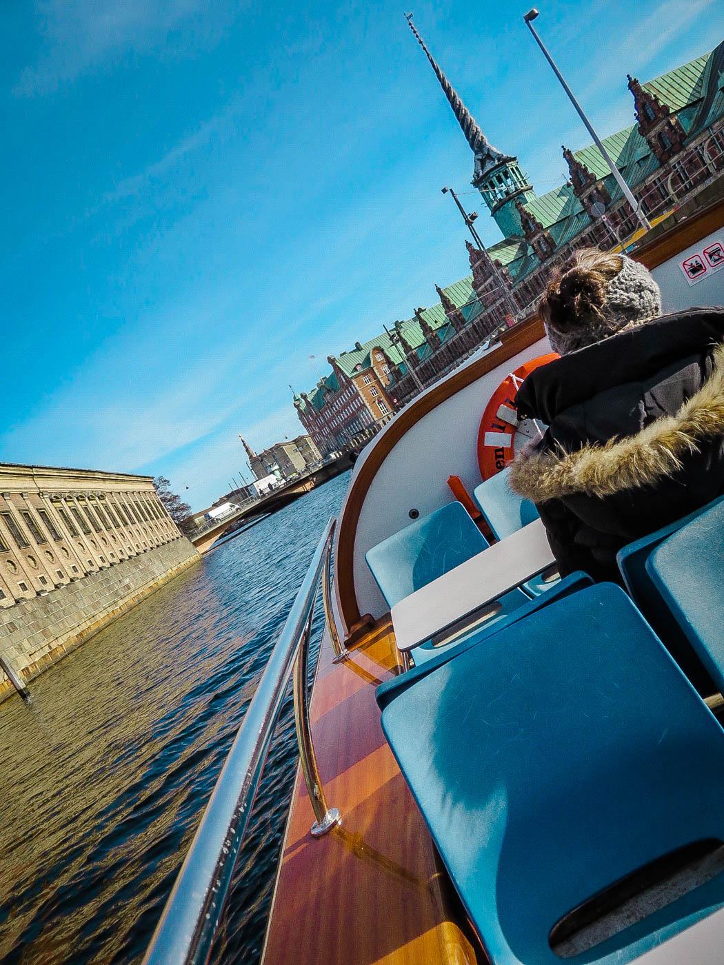 Canal Tour - Three Days in Copenhagen #traveldestinations #travel #denmark