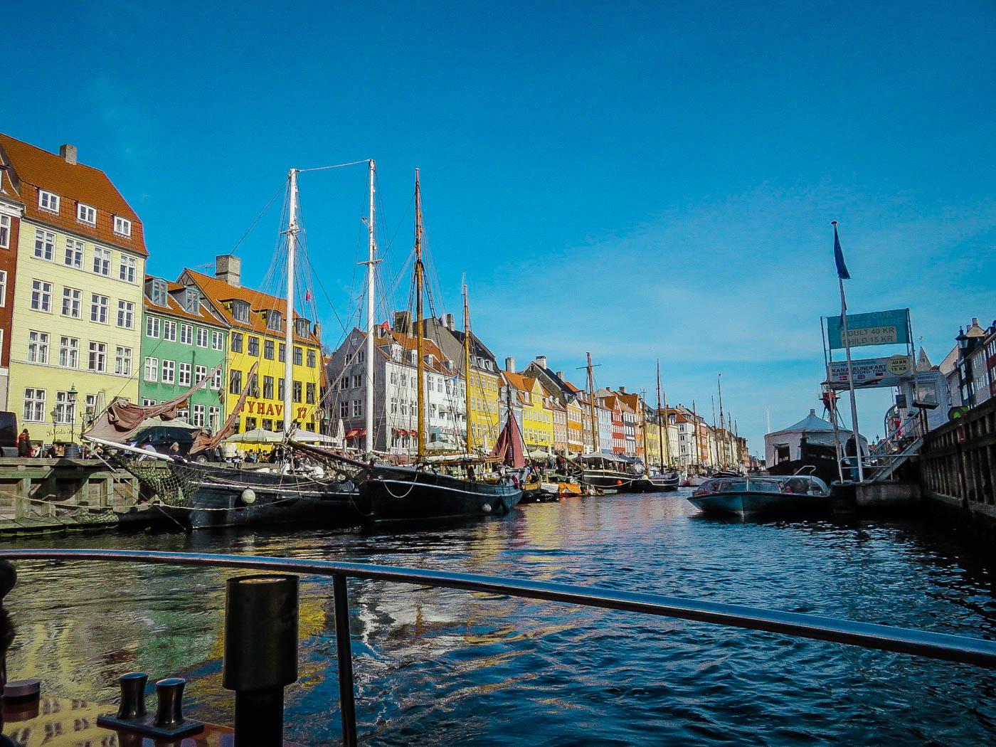 Nyhavn - Three Days in Copenhagen #traveldestinations #travel #denmark