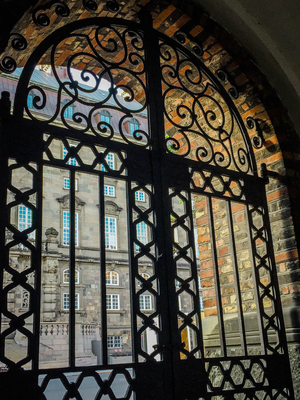 In the Palace - Three Days in Copenhagen #traveldestinations #travel #denmark