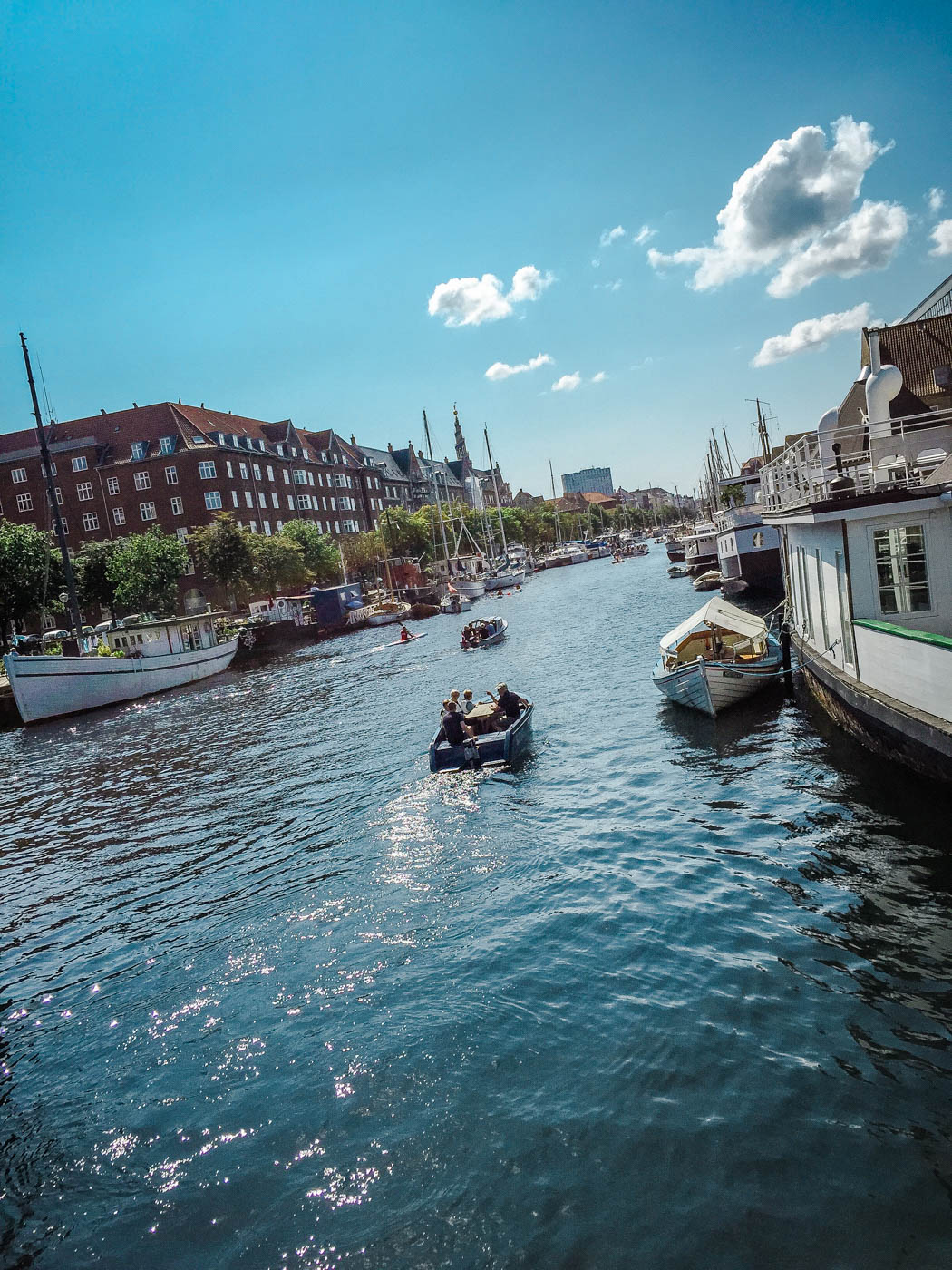 Summer Days by the Canal - Three Days in Copenhagen #traveldestinations #travel #denmark