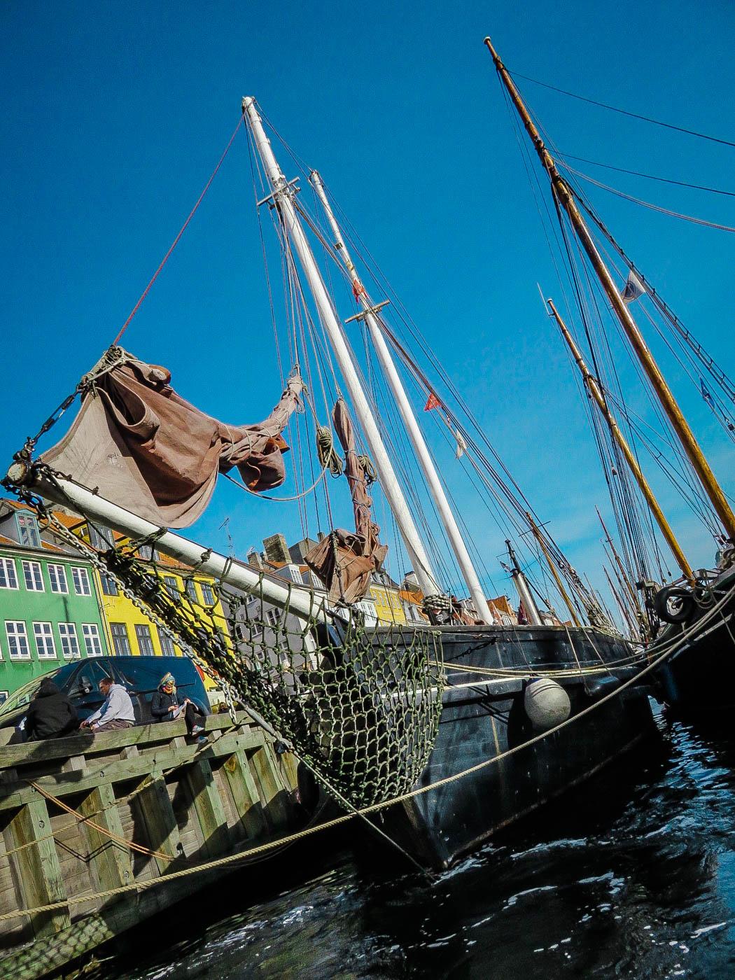 Nyhavn- Three Days in Copenhagen #traveldestinations #travel #denmark