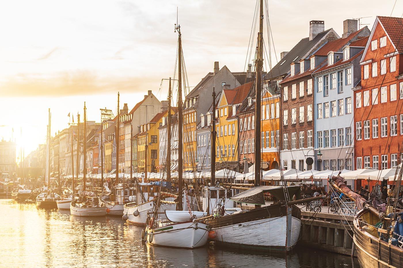 Three Days in Copenhagen