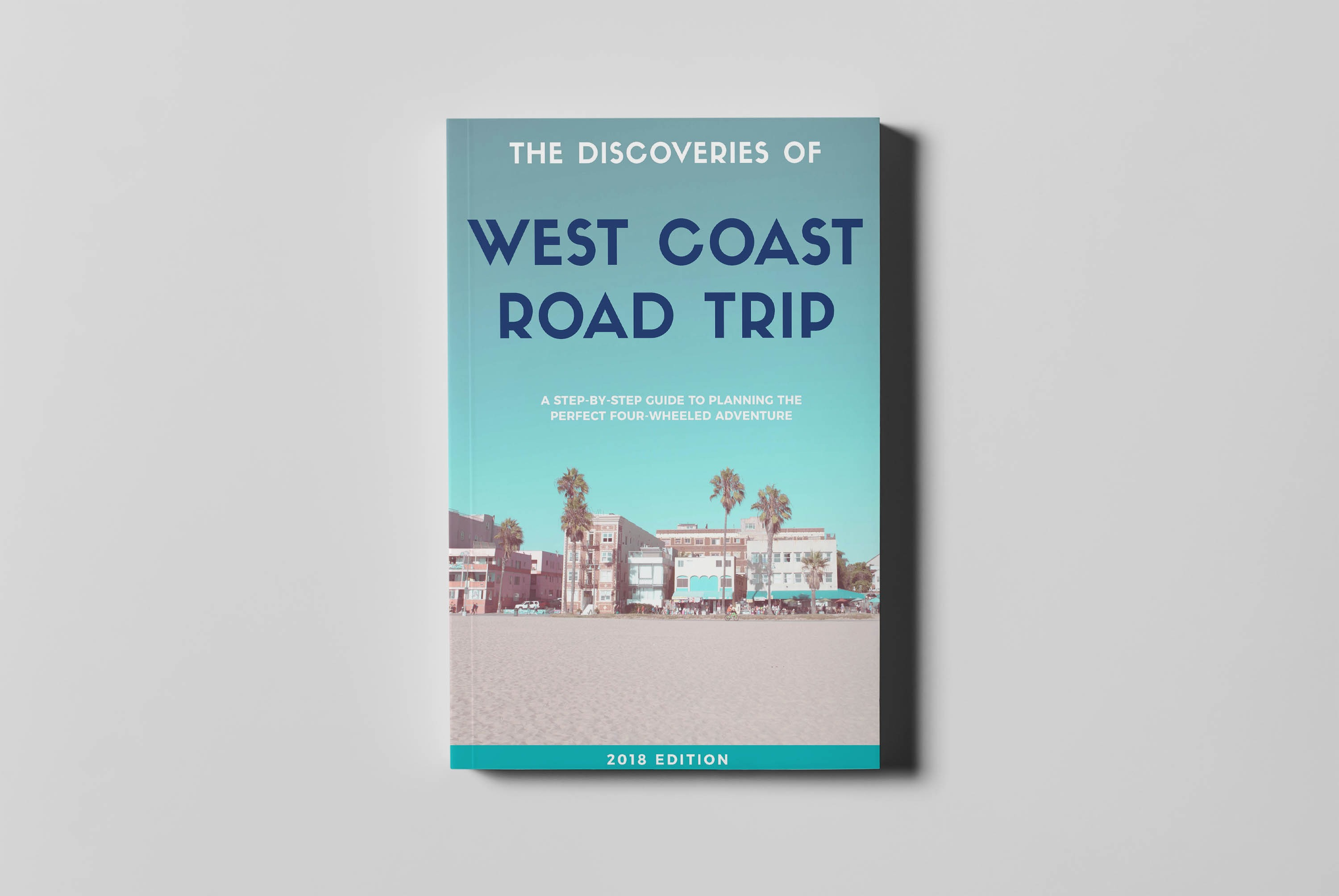 West Coast USA Road Trip Guidebook - Everything You Need to Know to Plan the Perfect Road Trip Adventure in the USA - Written by Julianna Barnaby