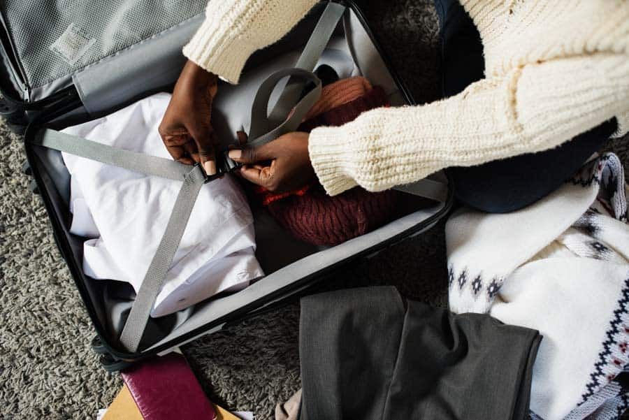 What to Pack in a Suitcase for a Winter Break