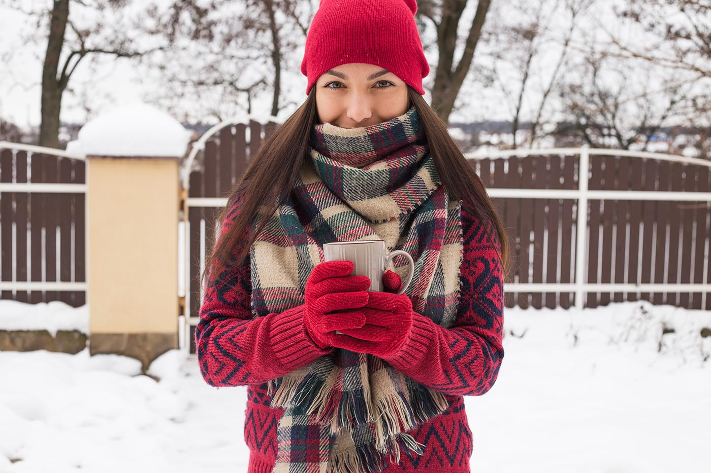 Winter City Break Packing List