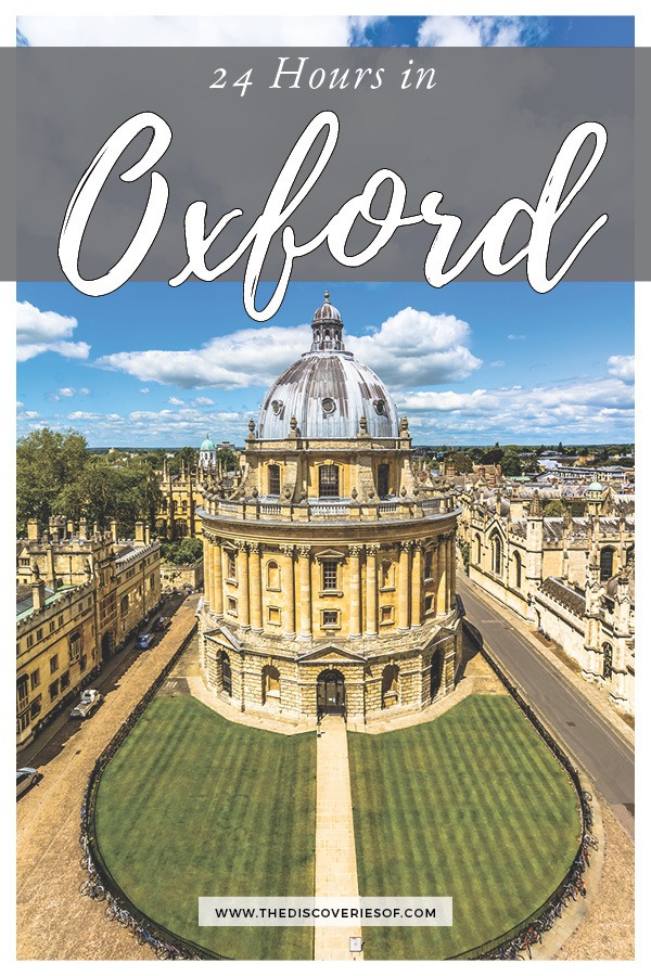All the best things to do in Oxford in one day! A whirlwind tour of Oxford University and the city in one day! The best food spots, what to see, where to go and more. Don't miss it #oxford #travel #bucketlist