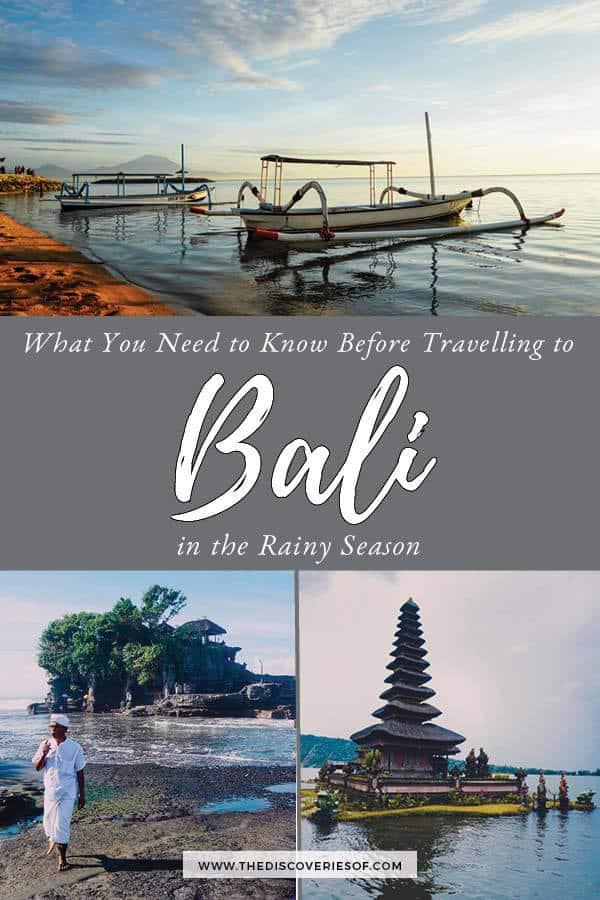 Bali Wet Season
