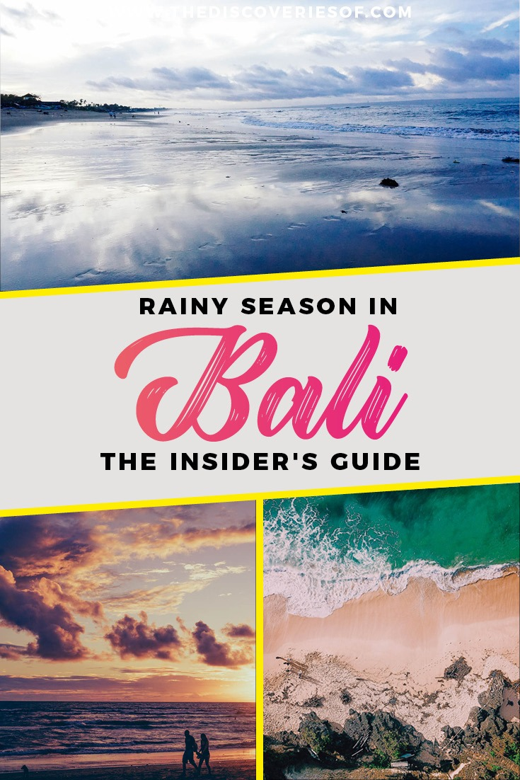 What's it Like To Travel in the Bali Rainy Season?