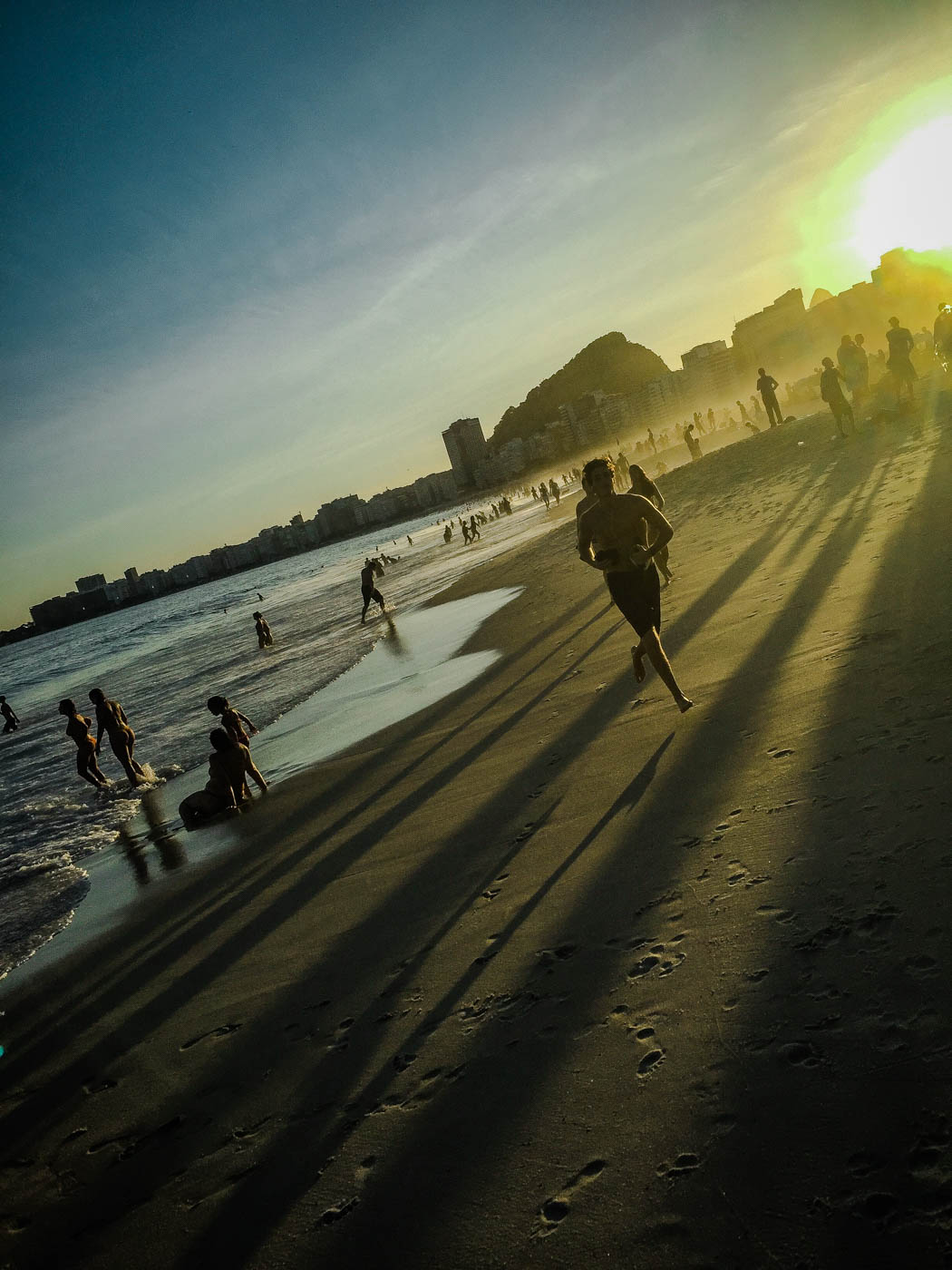 Ipanema Beach I South America Travel Bucket List. 90 Awesome Things to do in South America When Backpacking and Travelling #southamerica #bucketlist #traveldestinations
