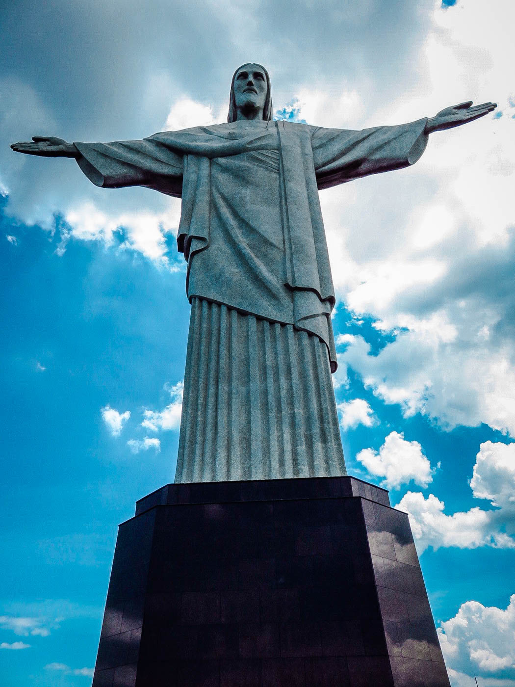 Christ the Redeemer I South America Travel Bucket List. 90 Awesome Things to do in South America When Backpacking and Travelling #southamerica #bucketlist #traveldestinations