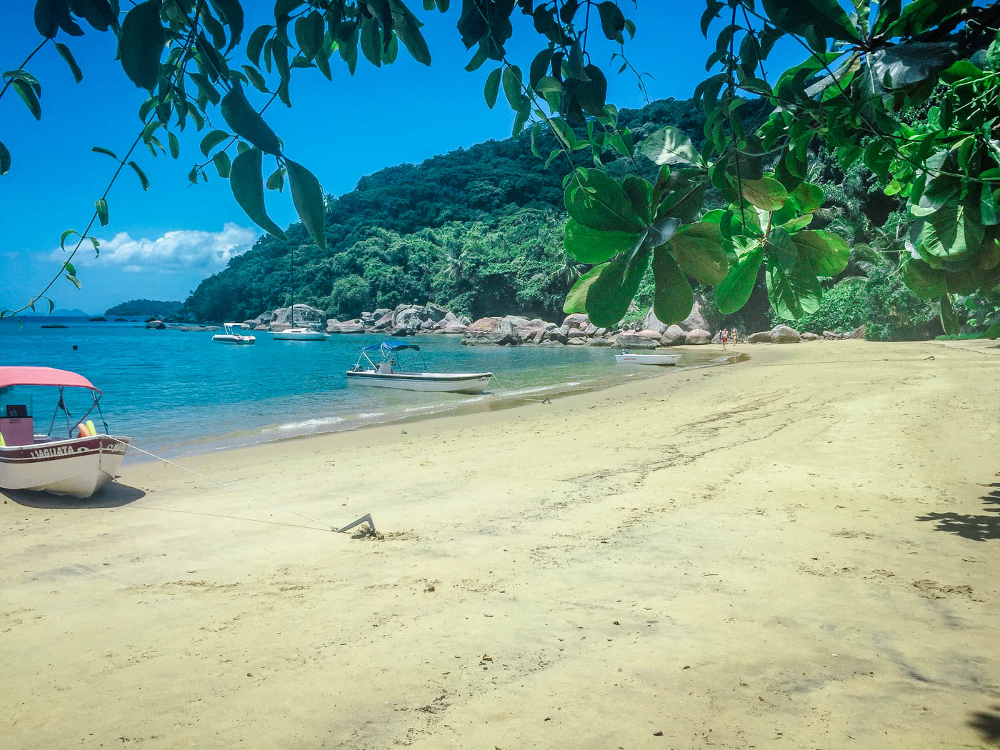 Ilha Grande I South America Travel Bucket List. 90 Awesome Things to do in South America When Backpacking and Travelling #southamerica #bucketlist #traveldestinations