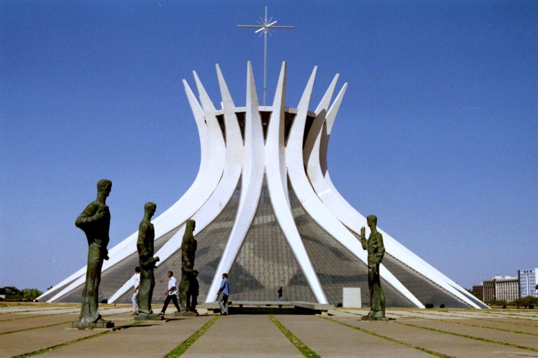cathedral, Brasilia