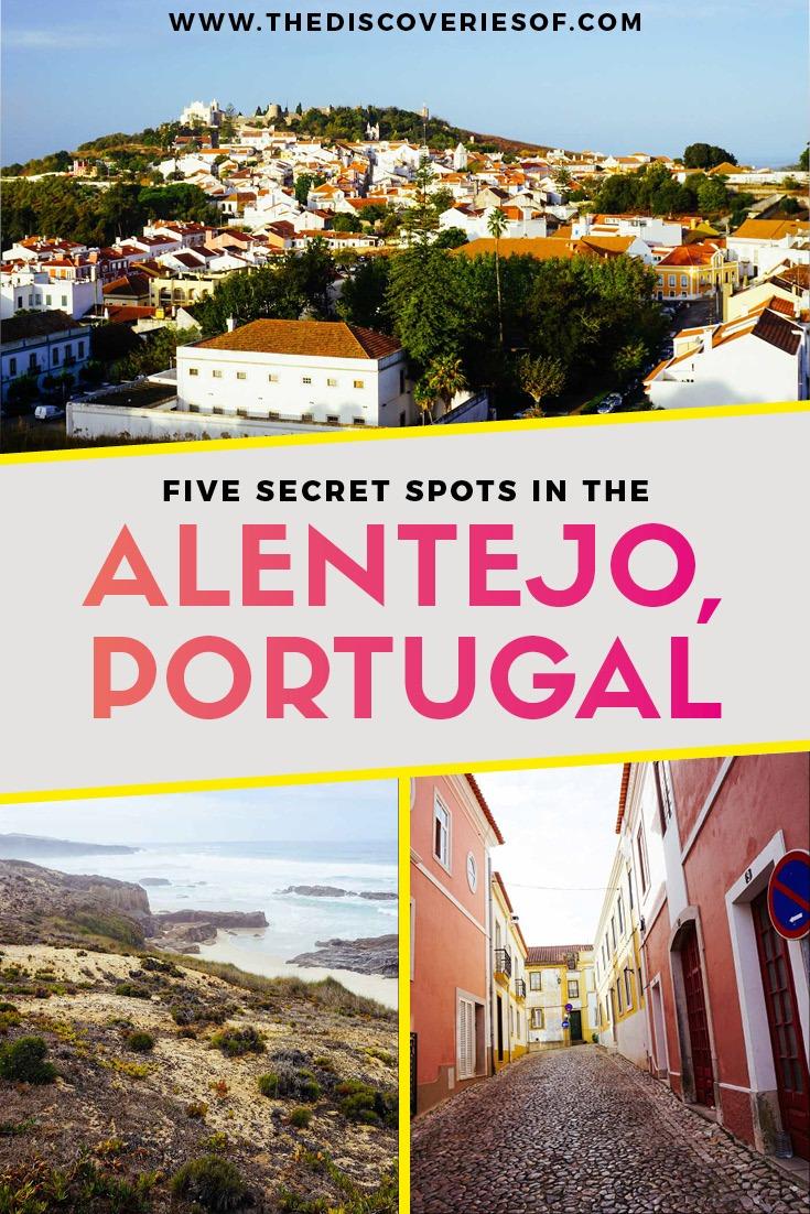 Five Secret Travel Spots in the Alentejo, Portugal