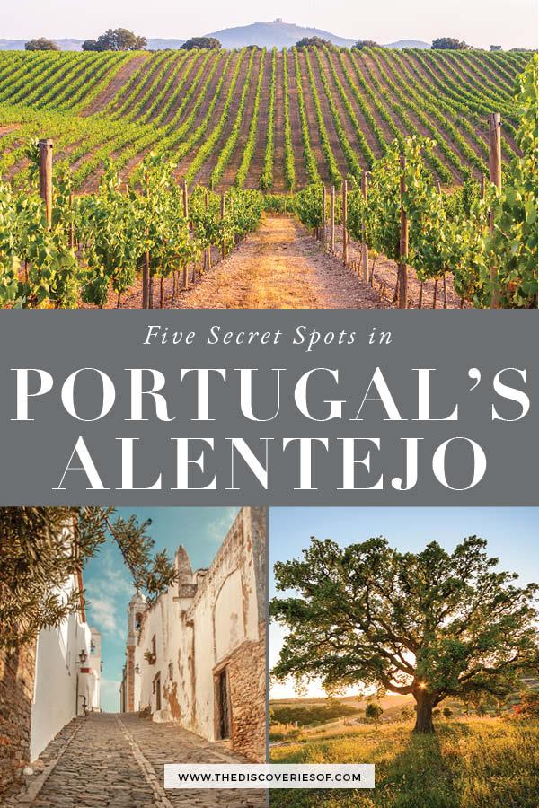Portugals Alentejo