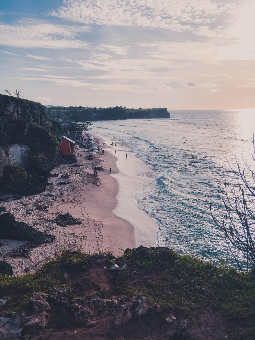 Balangan Beach - Bali Itinerary #traveldestinations #bali #beautifulplaces