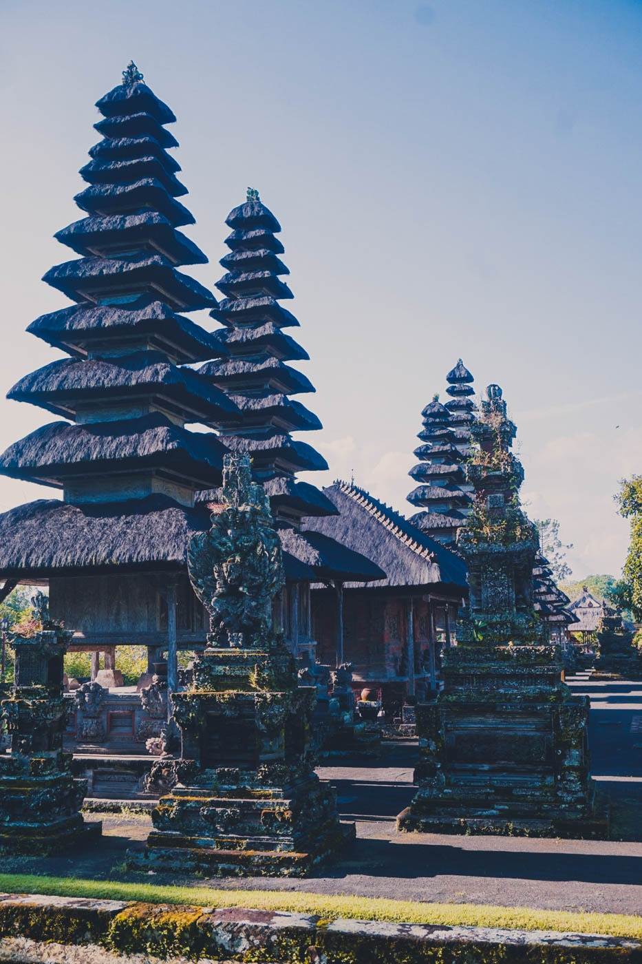 Taman Ayun Temple - Bali Itinerary #traveldestinations #bali #beautifulplaces