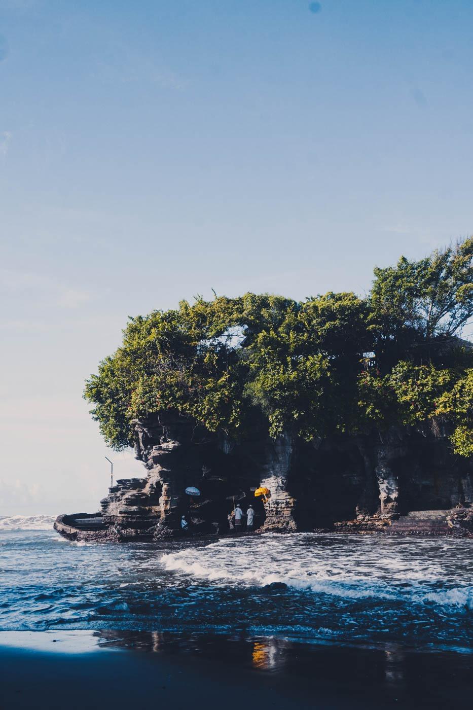 Tanah Lot - Bali Itinerary #traveldestinations #bali #beautifulplaces