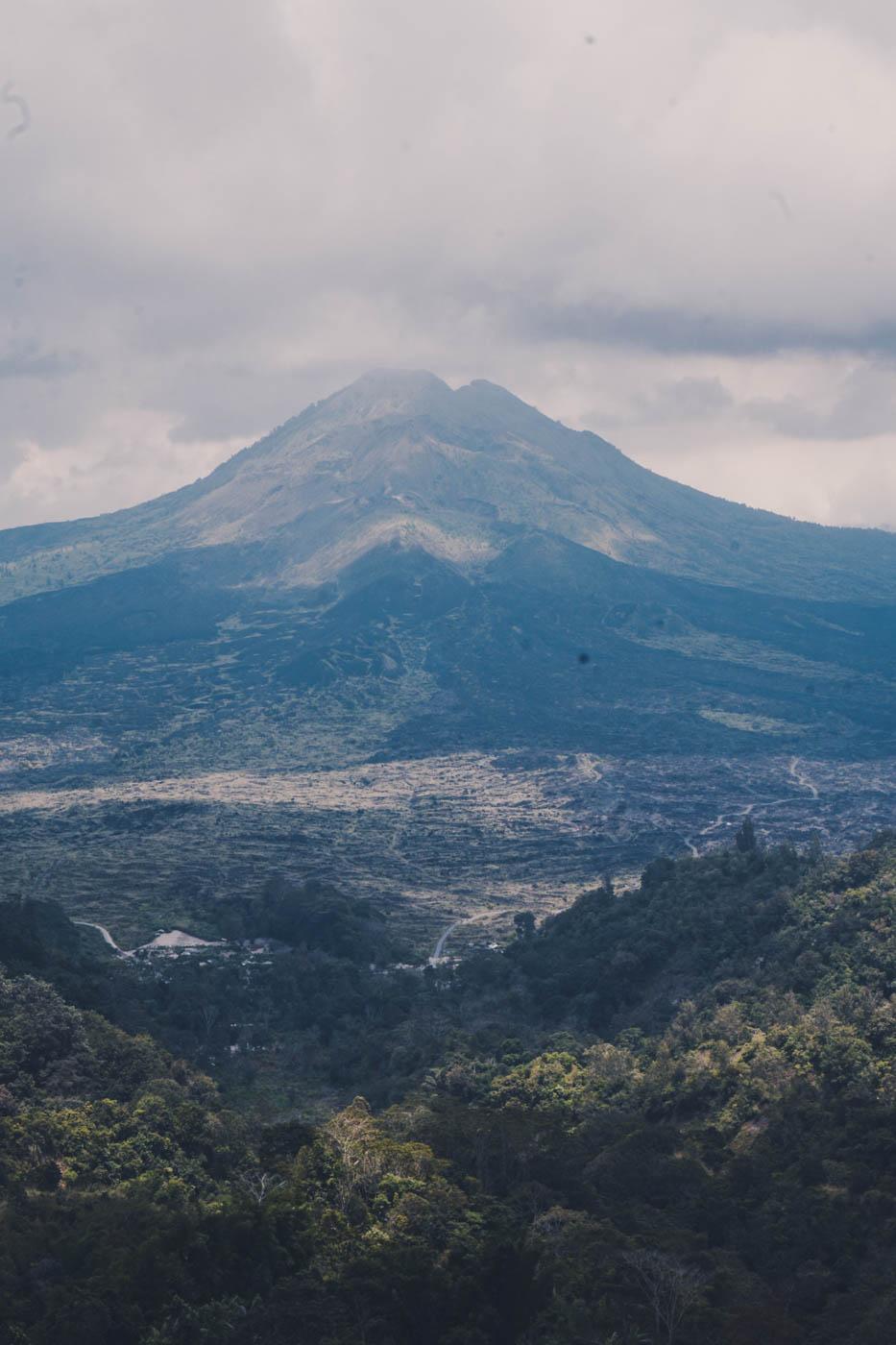 Mount Batur - Bali Itinerary #traveldestinations #bali #beautifulplaces