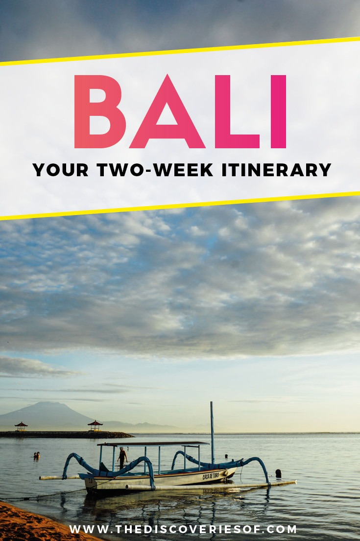 Bali Travel Itinerary - One of the ultimate travel destinations in Asia #travel #traveldestinations #bali 2