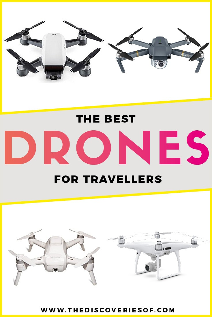 Best Drones for Travel and Photography I Drones for sale I Travel photography I Camera #travel #tech #photography