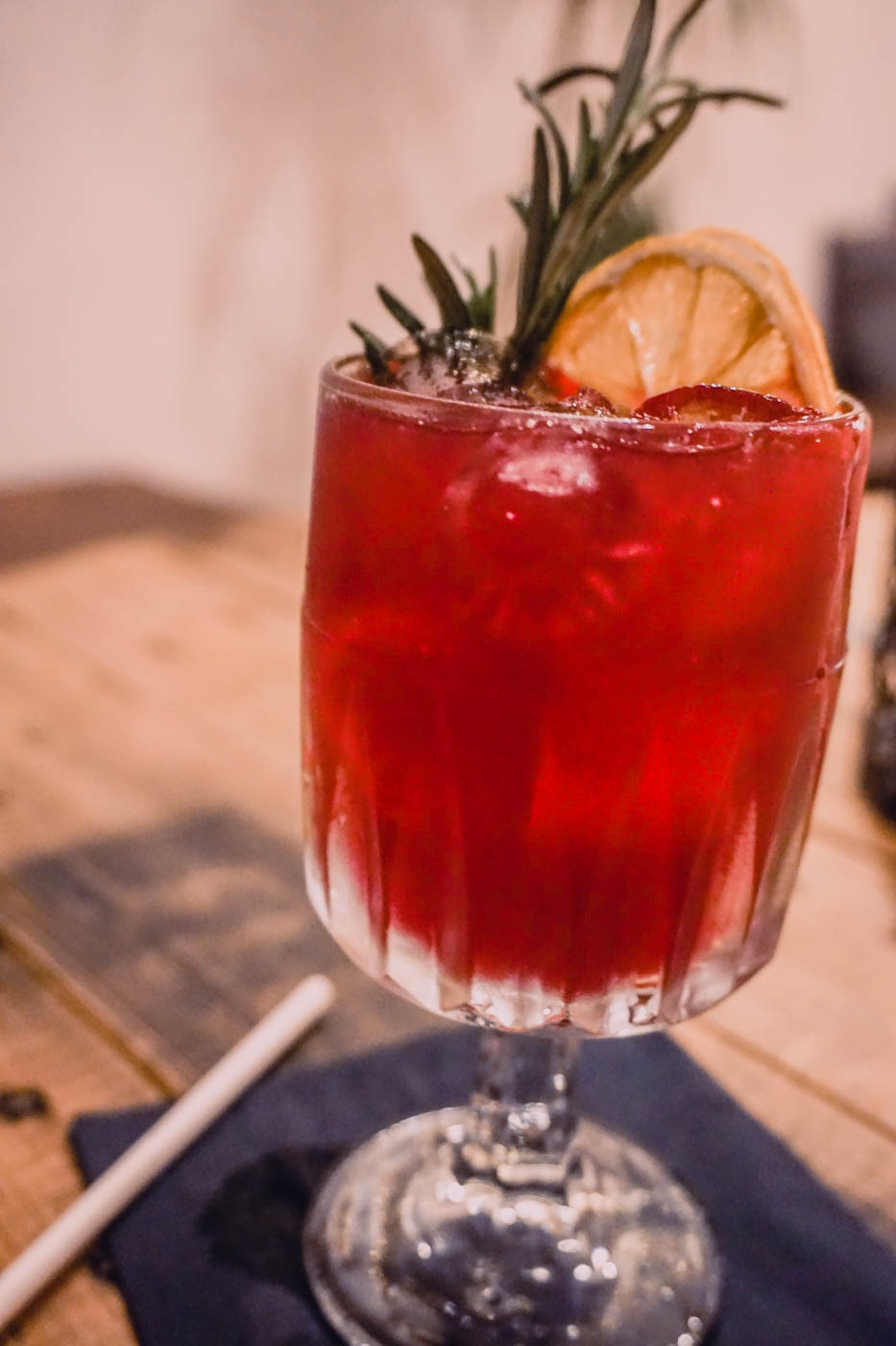 Tom Thumb, Newquay Cocktail Bar, Things to do in Cornwall #cornwall