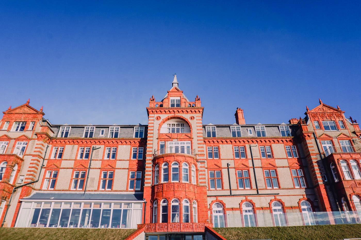 The Headland Hotel - Cornwall #luxury #england