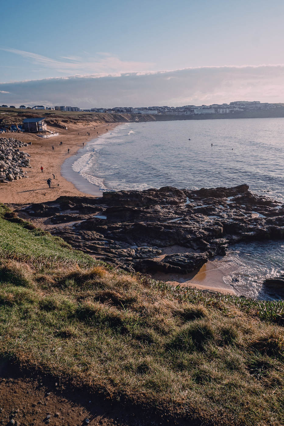 Newquay Travel Guide- Fistral Beach, Cornwall, UK #cornwall