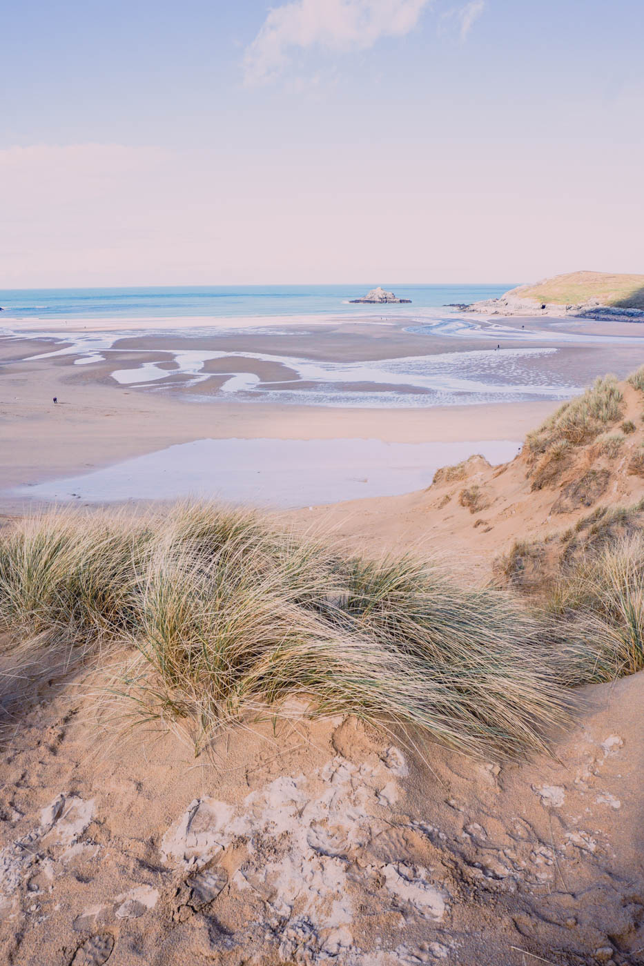 Crantock Beach, Newquay, Cornwall - Things to do in Cornwall #england #beaches