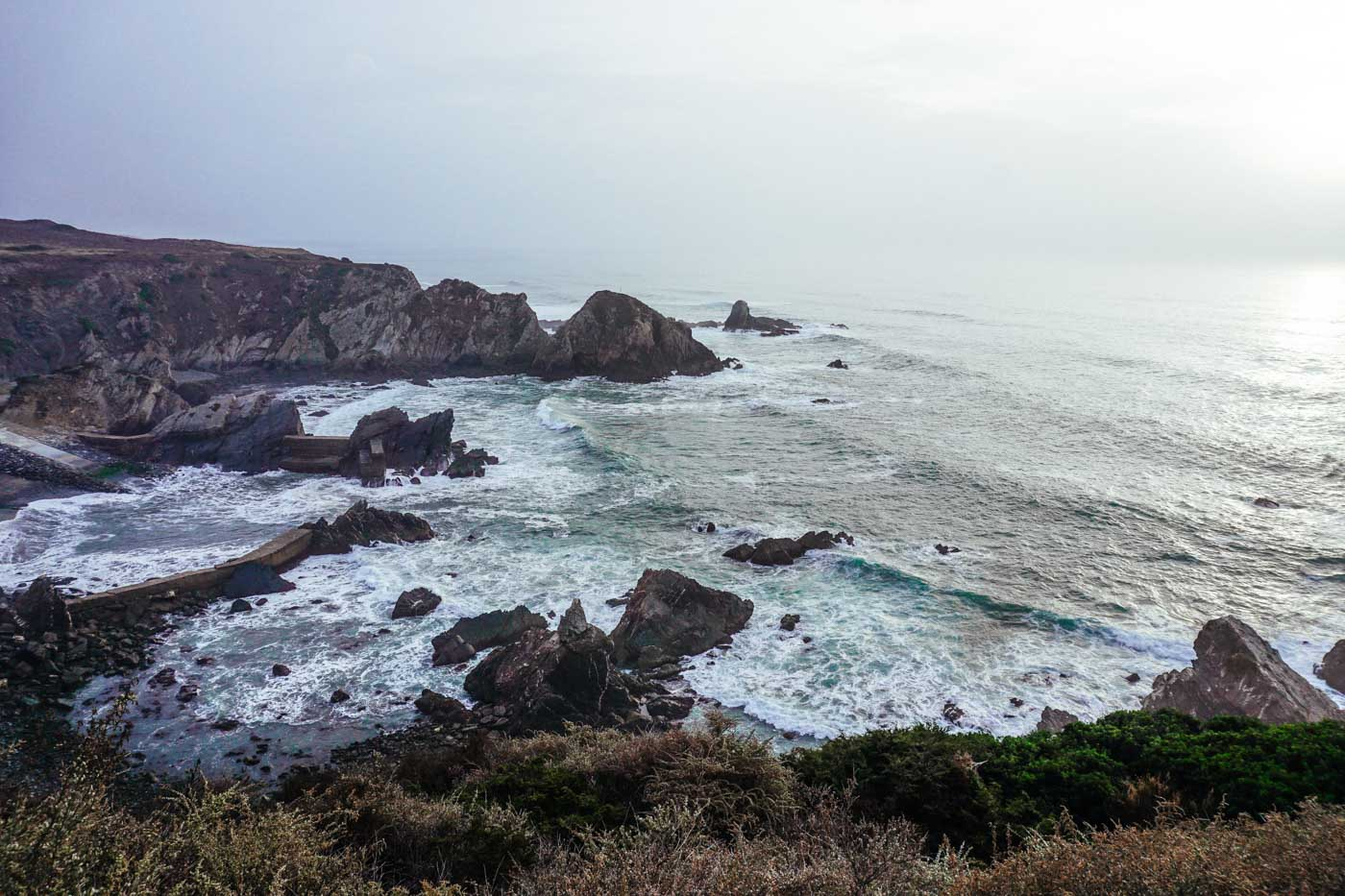 Azenha do Mar - Secret spots in the Alentejo, Portugal #portugal #travelphotography #traveldestinations