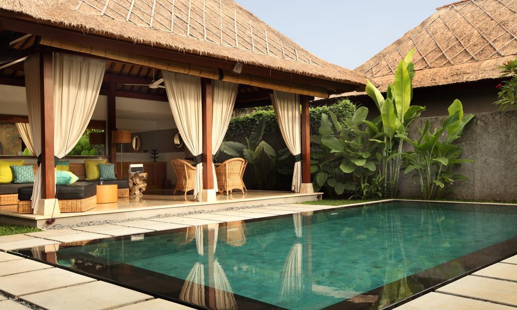 The One Boutique Villa, Seminyak #luxury #bali