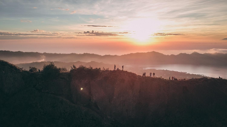Sunrise - taken on DJI Phantom 4