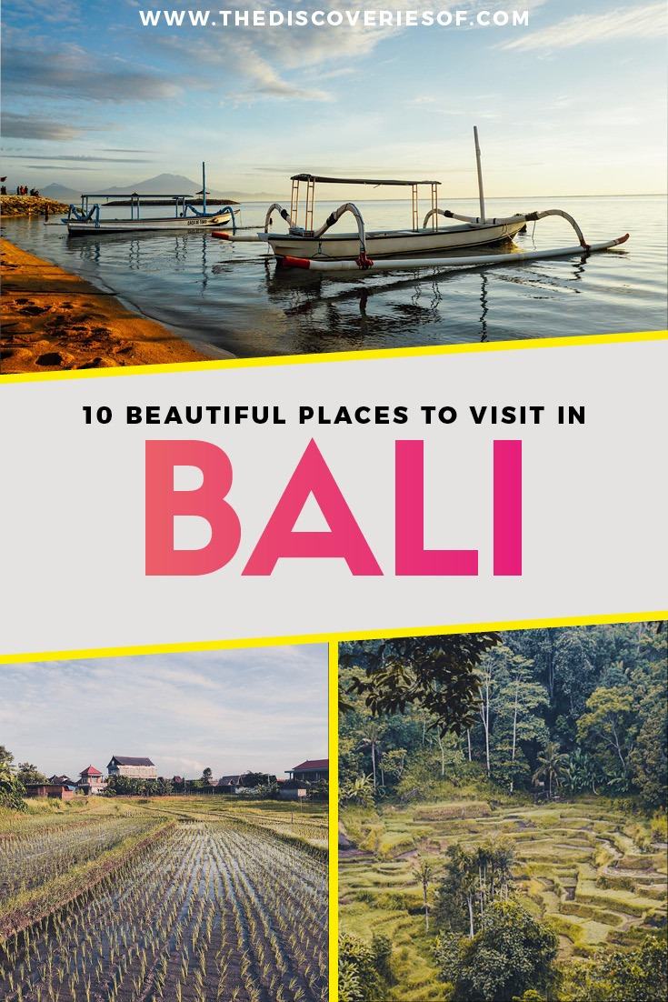 Best Things to do in Bali. Beautiful beaches, gorgeous fashion and cultural Ubud #bali #traveldestinations #bucketlist #wanderlust