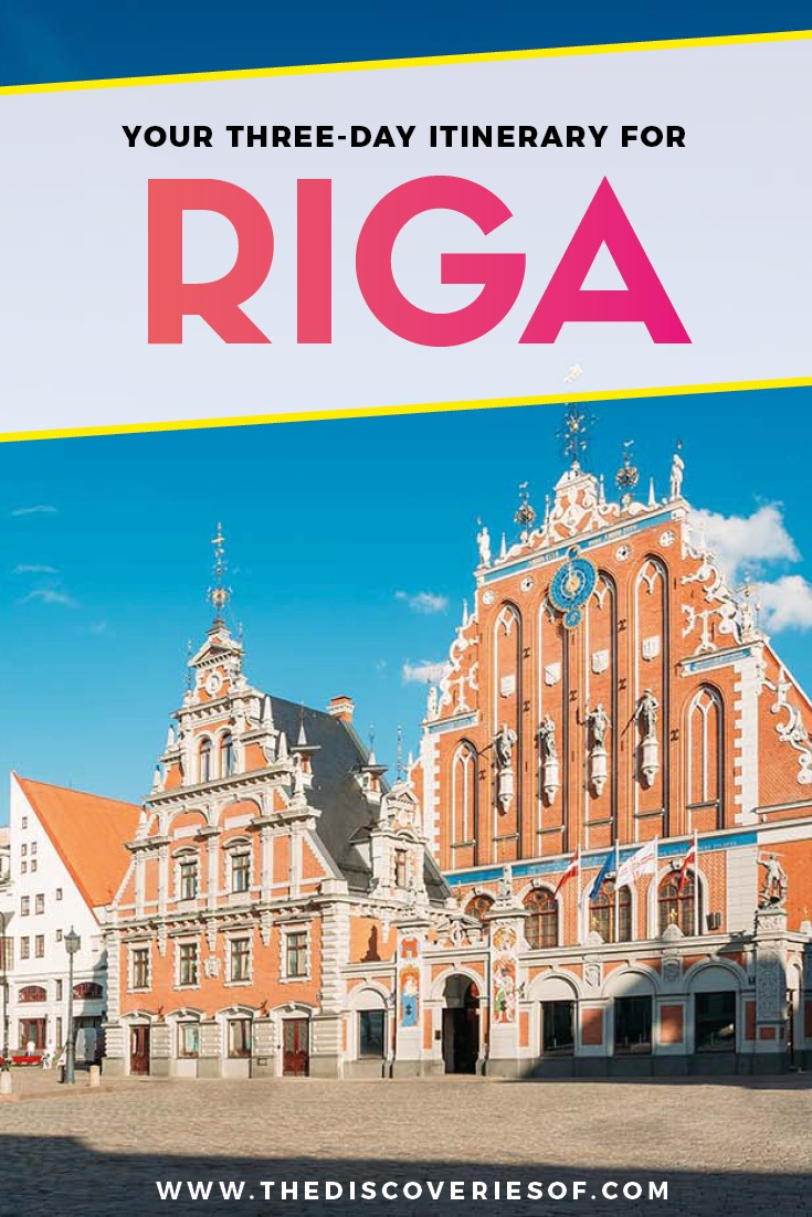 Best Things to do in Riga, Latvia - The coolest city break in Europe #europe #citybreak #riga #traveldestinations #latvia 1