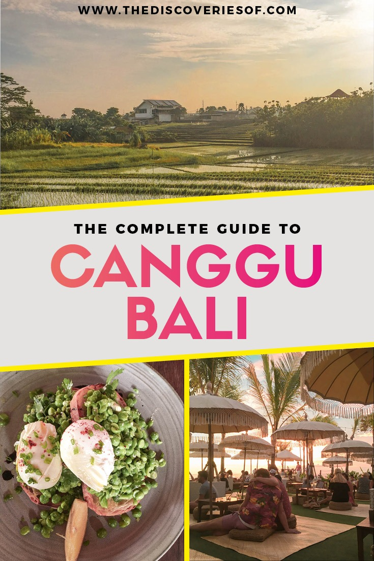 Canggu, Bali - The Ultimate Guide to Things to do, places to eat, hotels and bars