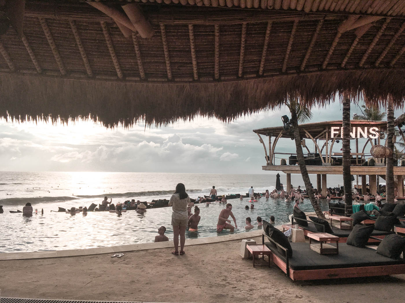 Finn's Beach Club, Canggu