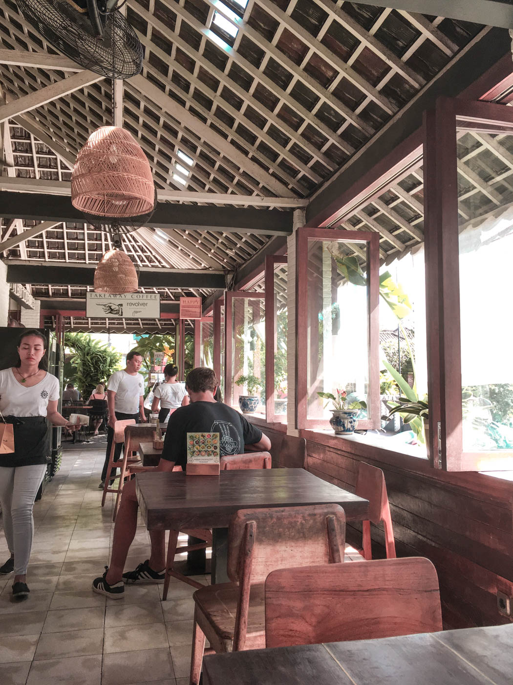 Watercress Cafe, Batu belig, Canggu