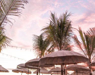 Sunset at The Lawn Canggu - Canggu Travel Guide -29
