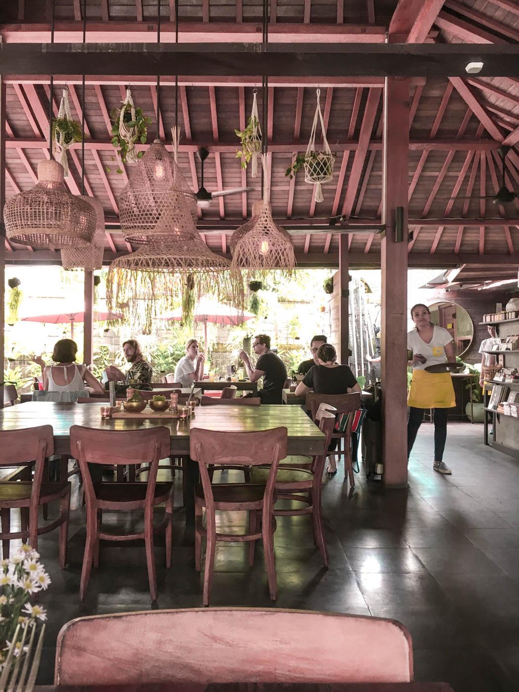 Milk & Madu - my favourite restaurant in Canggu