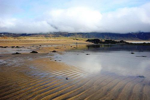 Buoir Beach Iceland
