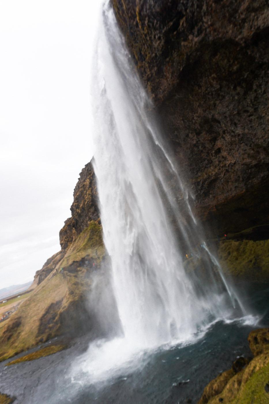 Seljlandasfoss Waterfall