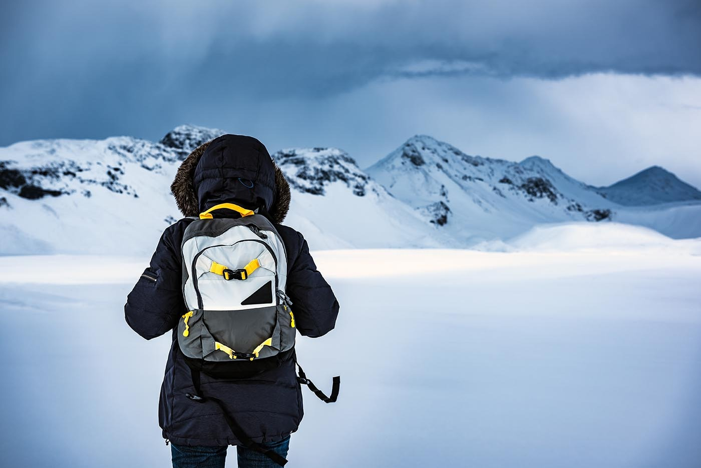 Iceland Packing List - Winter