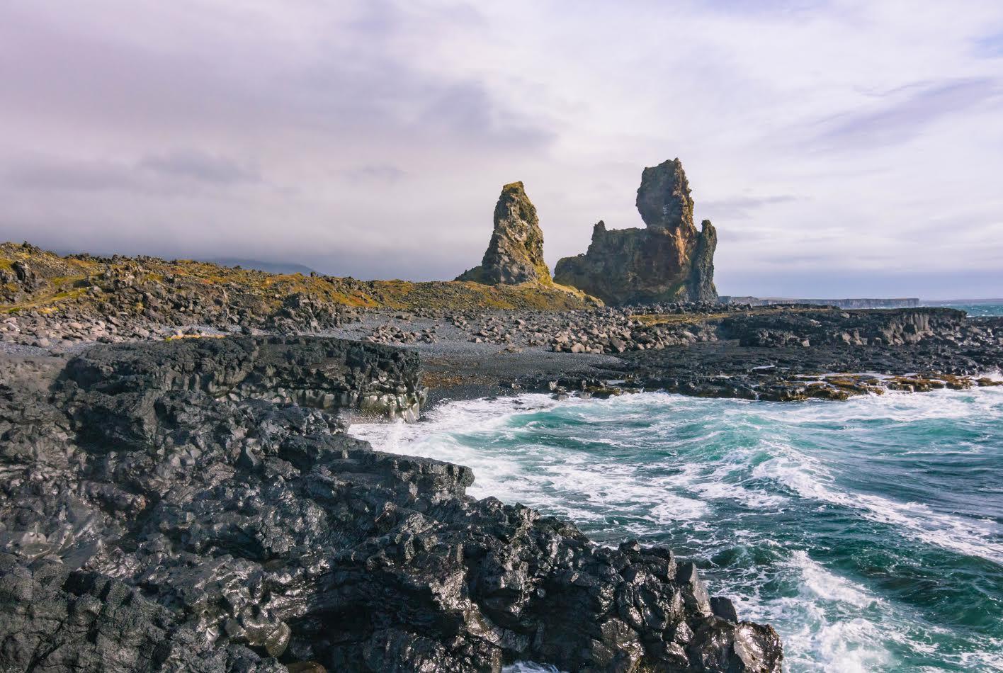 Londranger Cliffs - Nina Ragusa