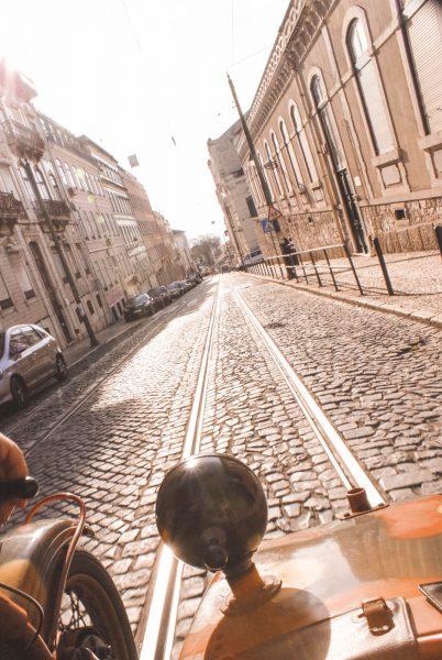 Sidecar Tour, Lisbon