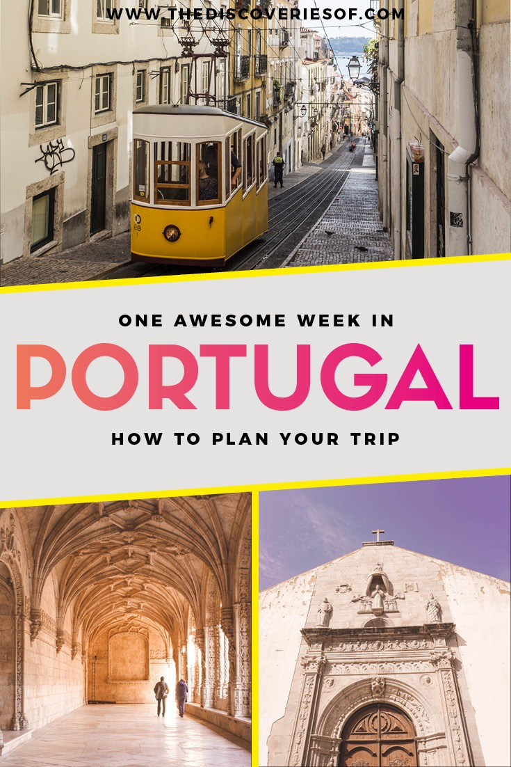 Ultimate Portugal Itinerary