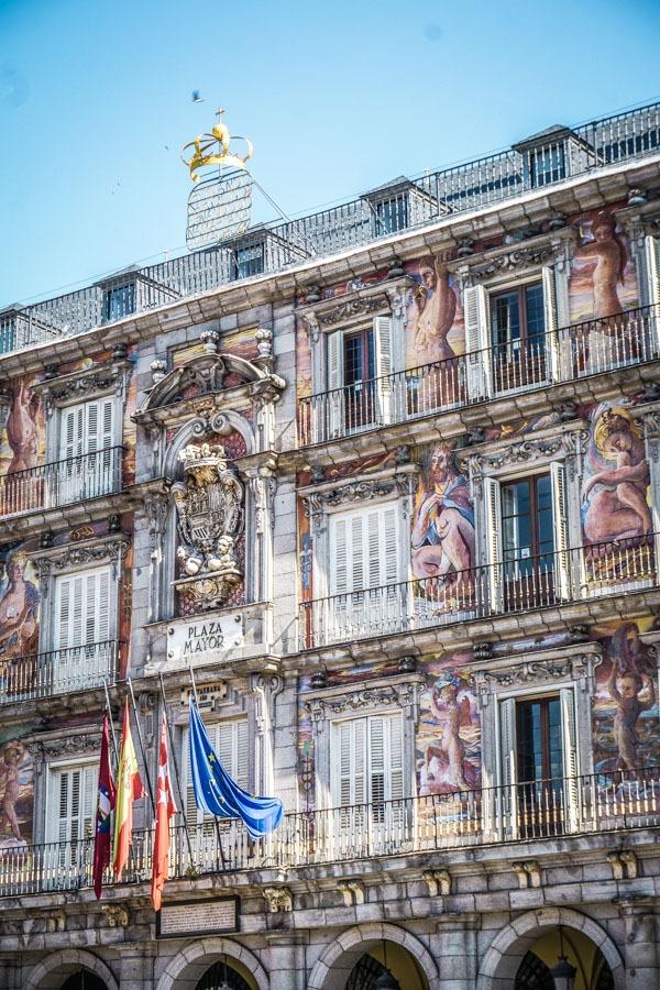 Madrid-11 - Plaza Mayor