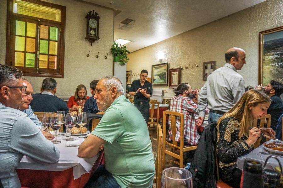 Restaurante La Sanabresa