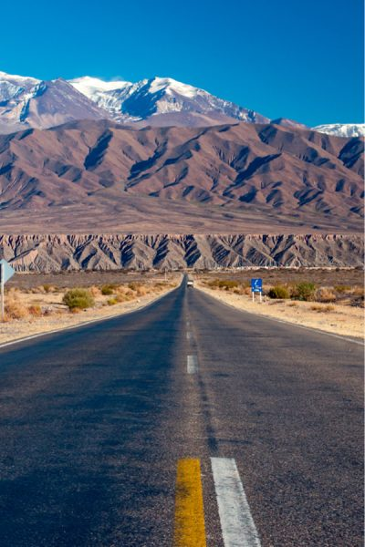 Road trippin in Argentina