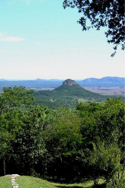 Gorgeous landscapes in Paraguay