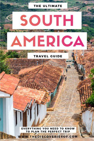 South America Guide
