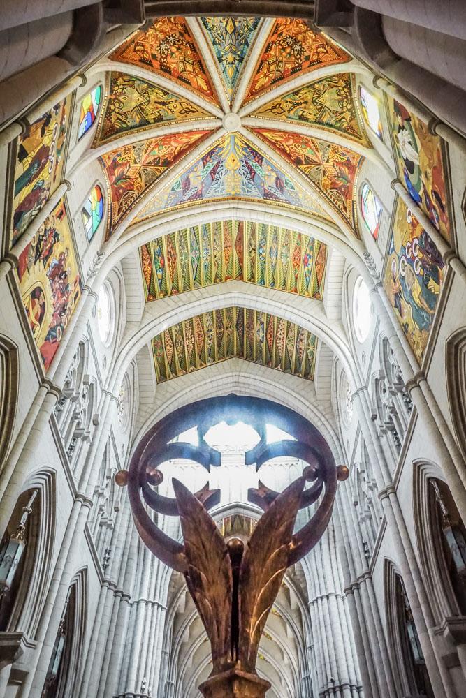 Catedral de Nuestra Senora, Madrid